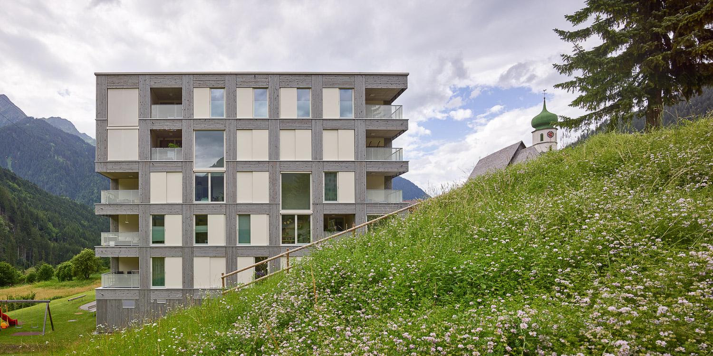 photography architecture by kurt hoerbst architekturfotografie wohnhausanlage st. Black Bedroom Furniture Sets. Home Design Ideas