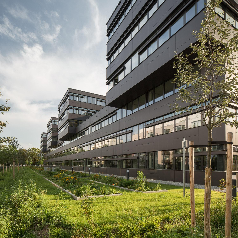 Architekturfotografie München photography architecture by kurt hoerbst