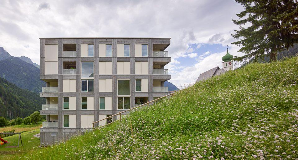 Wohnhaus St. Gallenkirch __ STAATSPREIS FÜR ARCHITEKTUR- UND NAHHALTIGKEIT__DornerMatt Architekten___©_KURT HOERBST 2017