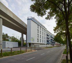 Studentenheim Effenbergplatz - Wien von WGA ZT___©_KURT HOERBST 2017