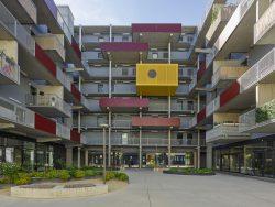 SMART WOHNEN - WIEN __ STAATSPREIS FÜR ARCHITEKTUR- UND NAHHALTIGKEIT__GEISWINKLER & GEISWINKLER - Architekten ___©_KURT HOERBST 2017