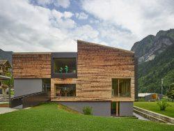 VOLKSSCHULE BRAND __ STAATSPREIS FÜR ARCHITEKTUR- UND NAHHALTIGKEIT__ Bruno Spagolla & Zottele.Mallin Architekten ___©_KURT HOERBST 2017