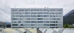 TECHNISCHE WISSENSCHAFTEN UNI Inssbruck __ STAATSPREIS FÜR ARCHITEKTUR- UND NAHHALTIGKEIT__ATP Architekten___©_KURT HOERBST 2017