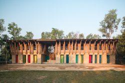 METISCHOOL (Bangladesch) von Anna Heringer und Eike Roswag___©_KURT HOERBST 2005-2006