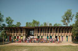 METISCHOOL (Bangladesch) von Anna Heringer und Eike Roswag