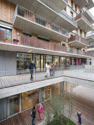Wohnprojekt Krakauerstraße von EINS ZU EINS ARCHITEKTUR___©_KURT HOERBST 2014