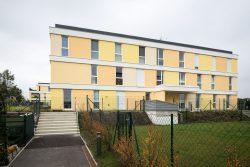 Wohnhausanlage Mistelbach NÖ von g.o.y.a. Architekten___©_KURT HOERBST 2013