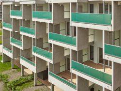 Wohnanlage GRÜNE MITTE_drexel architekten ___©_KURT HOERBST 2016