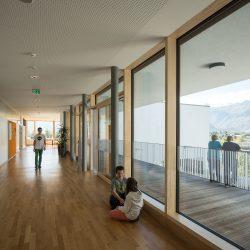 Schulzentrum Schüttdorf __KARL und BREMHORST ARCHITEKTEN___©_KURT HOERBST 2014