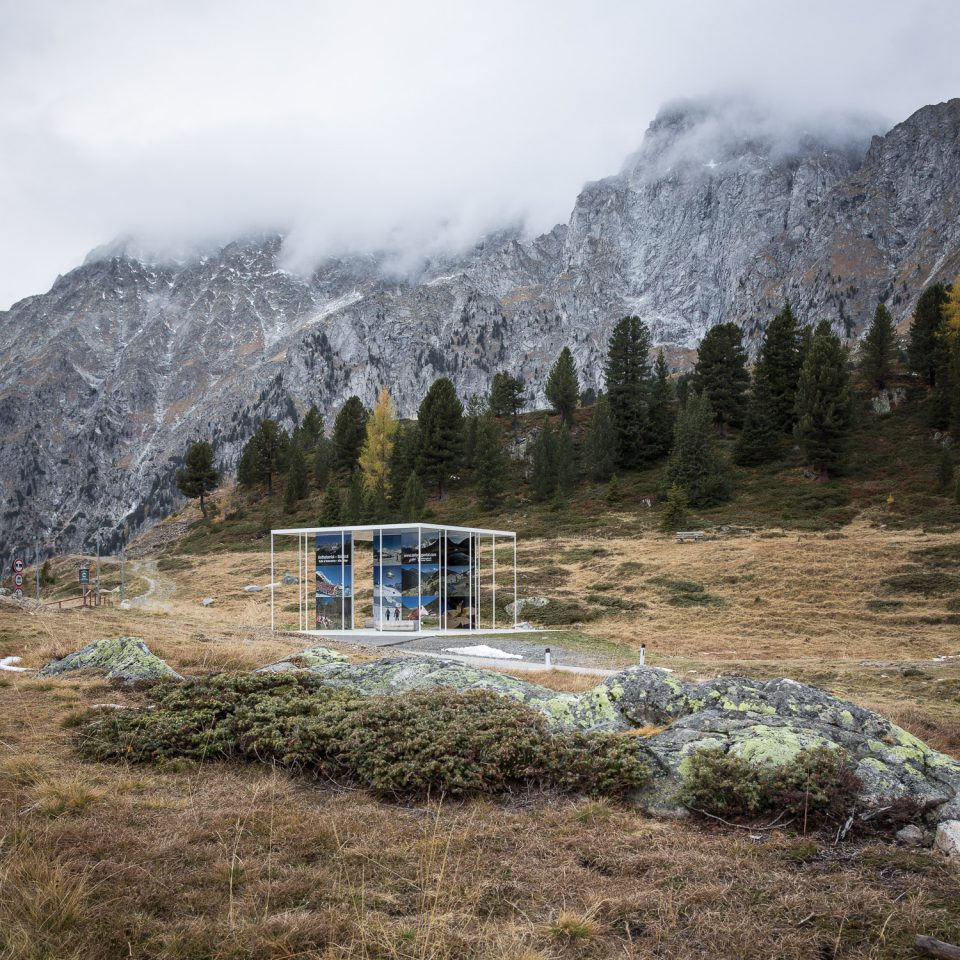 Pavillon Stallersattel - Osttirol von Schneider & Lengauer___©_KURT HOERBST 2013