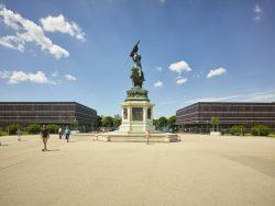 Temporäres Parlament - Wien - Heldenplatz von WGA ZT___©_KURT HOERBST 2017