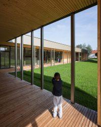 Kindergarten Kematen an der Krems von HERTL Architekten / Schneider & Lengauer___©_KURT HOERBST 2014