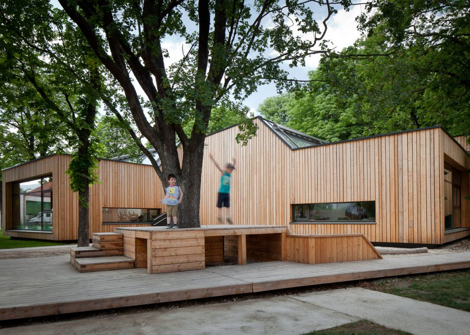 Kindergarten Guntramsdorf  _g.o.y.a. Architektur ___©_KURT HOERBST 2011