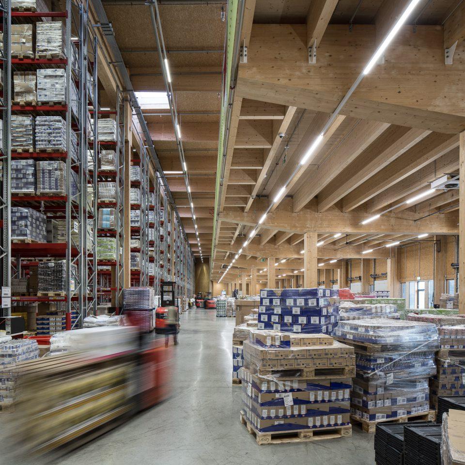 Schachinger Logistics __POPPE PREHAL ARCHITEKTEN ___©_KURT HOERBST 2014