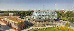 CAMPUS MESSESTRASSE in Wien von HOLZER KOBLER Architekturen & WERKSTATT GRINZING___©_KURT HOERBST 2015