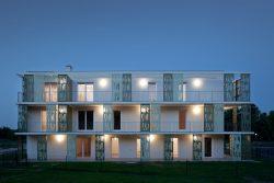 Wohnanlage Auersthal _g.o.y.a. Architektur ___©_KURT HOERBST 2011