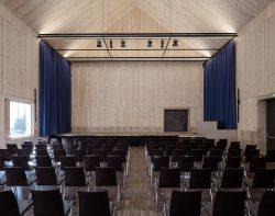 Kulturhaus Kals am Großglockner von Schneider & Lengauer___©_KURT HOERBST 2013