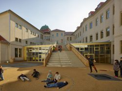 NONCONFORM - Bildungszentrum Pestalozzi in Leoben___©_KURT HOERBST 2017