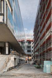 Campus Messe (Baustelle) von WERKSTATT GRINZING___©_KURT HOERBST 2014