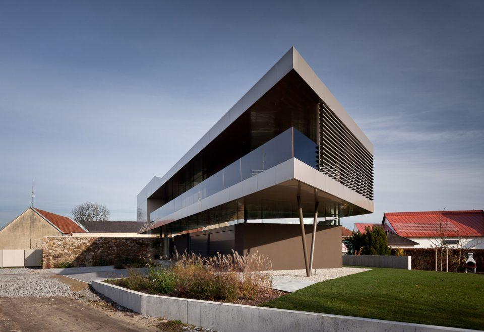 Haus H. / Wartberg_ArchitekturWerkstatt Haderer___©_KURT HOERBST 2010