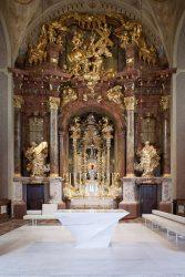 Basilika Maria Taferl_Altar von Josef Ullmann___©_KURT HOERBST 2010