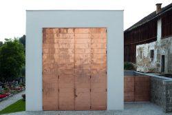 Aufbahrungshalle Gutau von Schneider & Lengauer___©_KURT HOERBST 2009