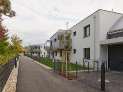Wohnbebauung Klitschgasse - Wien Hietzing von WGA ZT___©_KURT HOERBST 2017