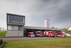 Feuerwehr Wartberg von Pointner/Pointner___©_KURT HOERBST 2010