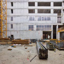 BAUSTELLE Sigmund Freud Privatuniversität von WGA ZT & Holzer Kobler Architekturen___©_KURT HOERBST 2017