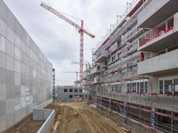 Büro- und Wohngebäude Sonnwendviertel WGA ZT___©_KURT HOERBST 2018