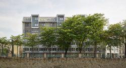 Büro- und Wohngebäude Anschuetzgasse Wien von WGA ZT___©_KURT HOERBST 2018