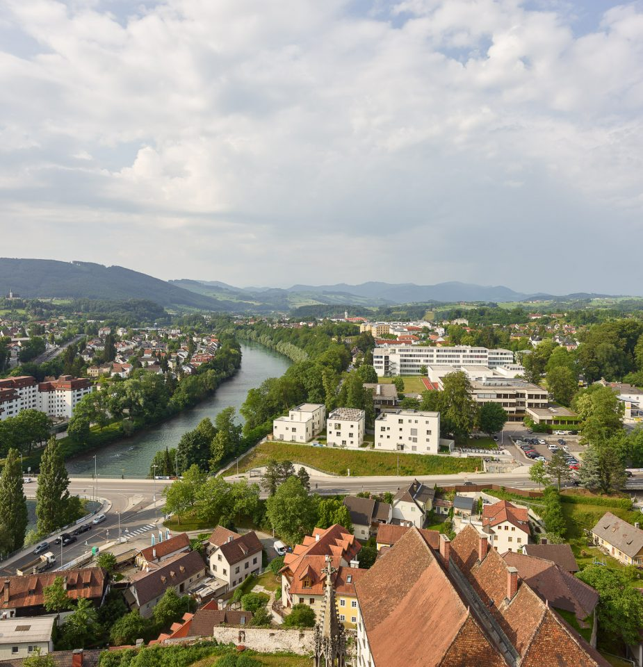 Werndlpark Steyr - Wohnen im Grünen_ARCHITEKTURKANTINE___©_KURT HOERBST 2018