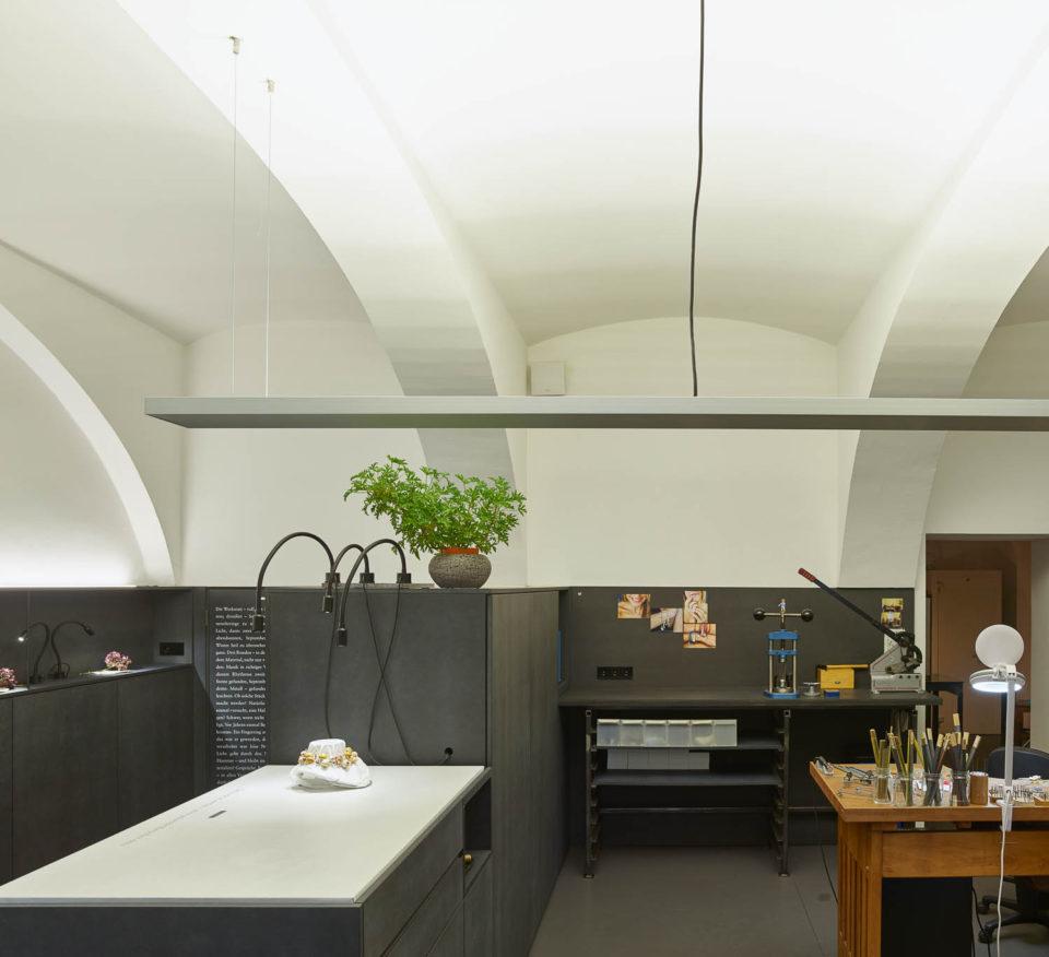 Biberauer Goldschmiede Linz von Schneider & Lengauer Architekten___©_KURT HOERBST 2018