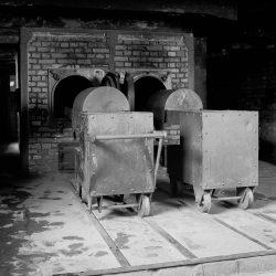 Auschwitz, crematorium