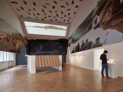 Ausstellung ERFAHRENE LANDSCHAFT im AFO Linz___©_KURT HOERBST 2016