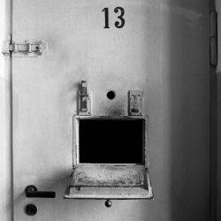 buchenwald, gate-building, bunker, cell gate