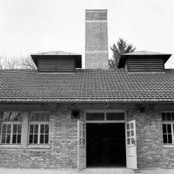 dachau, crematorium