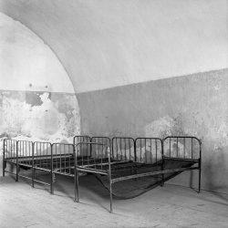 theresienstadt, sick-room