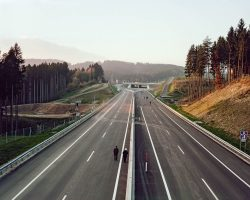 ONE OF THE LARGEST ROAD CONSTRUCTION PROJECTS IN AUSTRIA, THE S10 HIGHWAY, CONNECTS THE UPPER AUSTRIAN MÜHLVIERTEL AREA WITH NEIGHBOURING BOHEMIA.
