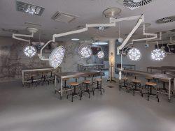 Sigmund Freud Universität - Wien von WGA ZT & Holzer Kobler Architekturen___©_KURT HOERBST 2019