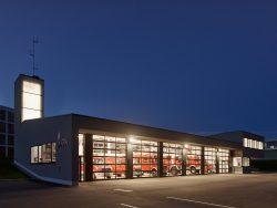 Feuerwehr Hagenberg von Schneider & Lengauer___©_KURT HOERBST 2019