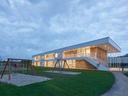 Kindergarten Ebergassing von WGA ZT___©_KURT HOERBST 2019
