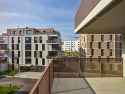 Wohnhausanlage Schwechat _von GC Architektur ___©_KURT HOERBST 2019