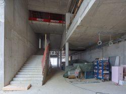 Mittelschule Triester Straße / Baustelle in Wien_Schluder Architektur___©_KURT HOERBST 2019