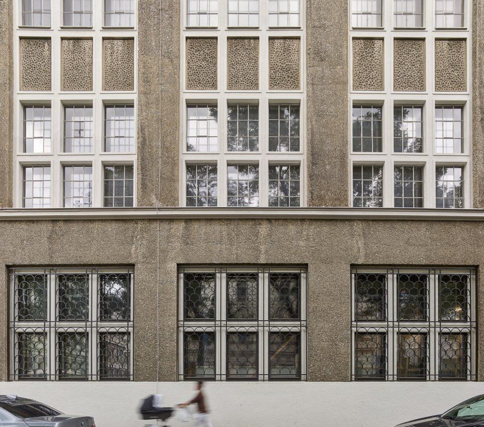 BÜRO SCHANZSTRASSE - STAATSPREIS FÜR ARCHITEKTUR UND NAHHALTIGKEIT 2019_OSTERTAG ARCHITECTS___©_KURT HOERBST 2019