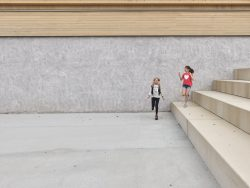VOLKSSCHULE HALLWANG - STAATSPREIS FÜR ARCHITEKTUR UND NAHHALTIGKEIT 2019_LP Architektur___©_KURT HOERBST 2019