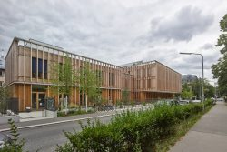 TÜWI/BOKU Wien - STAATSPREIS FÜR ARCHITEKTUR UND NAHHALTIGKEIT 2019_BAUMSCHLAGER HUTTER ARCHITEKTEN ___©_KURT HOERBST 2019