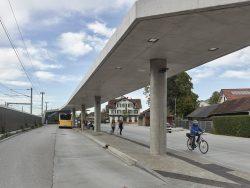 Bahnhof Rankweil - Vorarlberg_ostertag-architects___©_KURT HOERBST 2019