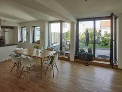 Wohnhaus Mariahilfer-Straße 182 - STAATSPREIS FÜR ARCHITEKTUR UND NAHHALTIGKEIT 2019_ Trimmel Wall Architekten ___©_KURT HOERBST 2019