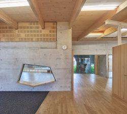 VOLKSSCHULE LAUTERACH - STAATSPREIS FÜR ARCHITEKTUR UND NAHHALTIGKEIT 2019_Feyferlik / Fritzer ARCHITEKTEN ___©_KURT HOERBST 2019